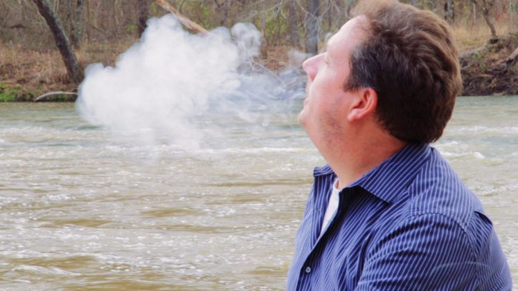 Rolling On The River Nature Smokeout on a River Down South