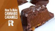 Cannabis Infused Sea Salt Chocolate Caramels