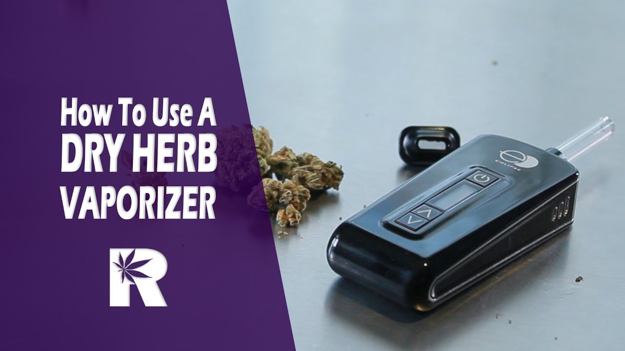 How To Use A Portable Dry Herb Vaporizer: Cannabasics #62   RuffHouse  Studios