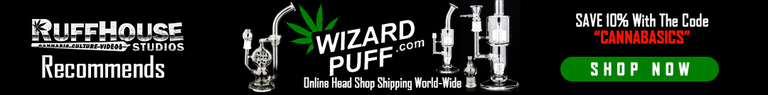 Wizard Puff Online Head Shop - Save with the code RUFFHOUSE
