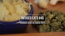 How To Make Cannabis Infused Olive Oil Garlic Pasta.00_00_09_17.Still003