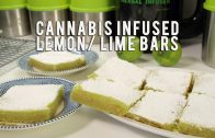 Cannabis Infused Lemon/ Lime Bars Recipe