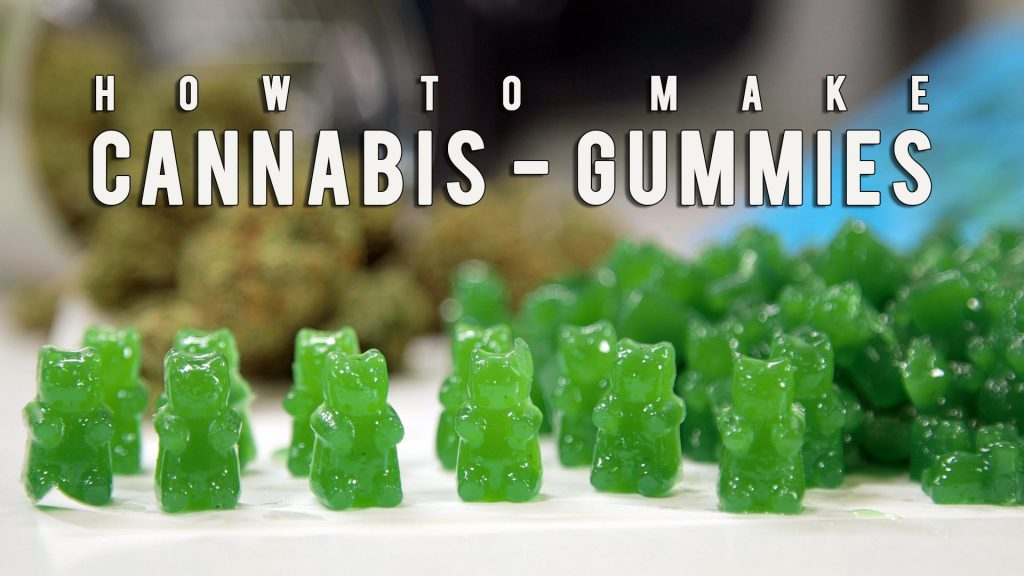 How To Make Cannabis Gummies