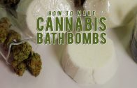How To Make Soothing Cannabis Bath Bombs