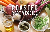 Cannabis Infused Roasted Root Vegetables Recipe