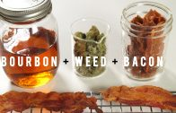 How To Make Cannabis Bourbon Tincture, Infused Bacon & Weed Mint Juleps
