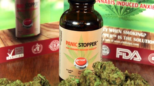 Panic Stopper Review Cannabis Induced Anxiety Relief from ChillZips.00_00_25_11.Still002